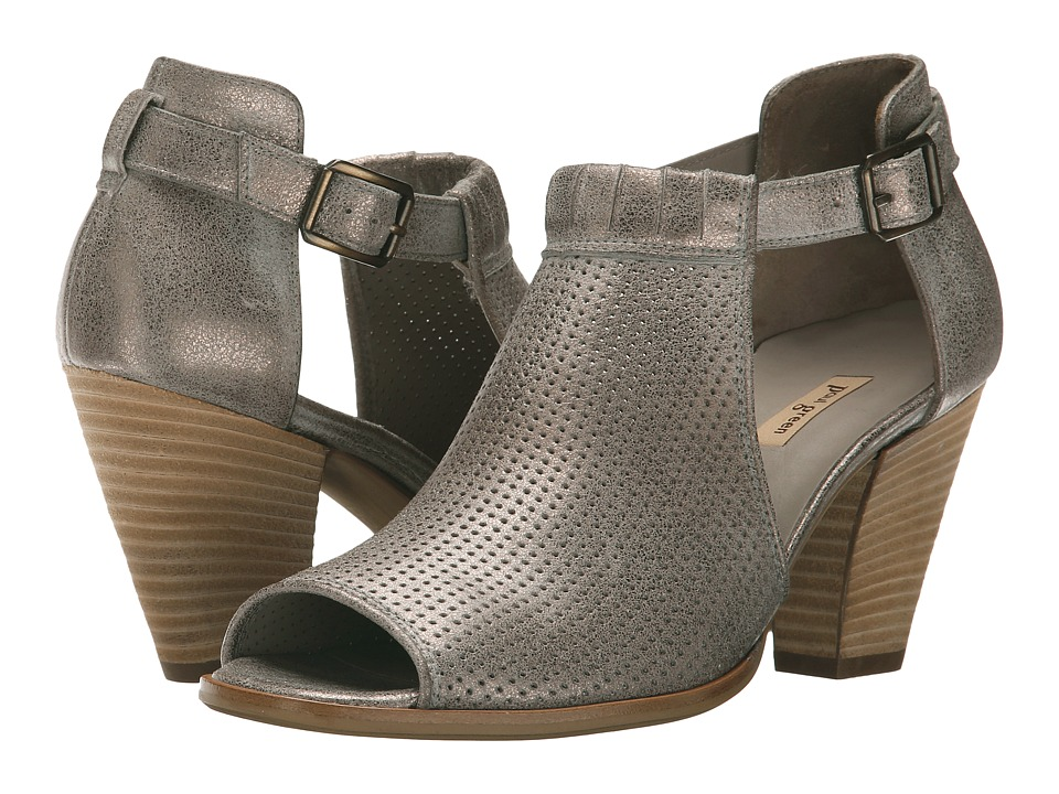 Paul Green Collen (Smoke Brushed Metallic) High Heels