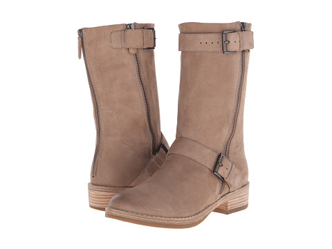 Eileen Fisher - Log (Earth Tumbled Nubuck) Women's Boots