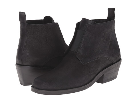 Eileen Fisher - Raven (Black Antique Leather) Women's Boots