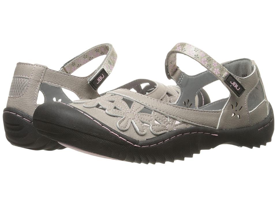 JBU - Wildflower Too (Cement) Women's Slip on Shoes