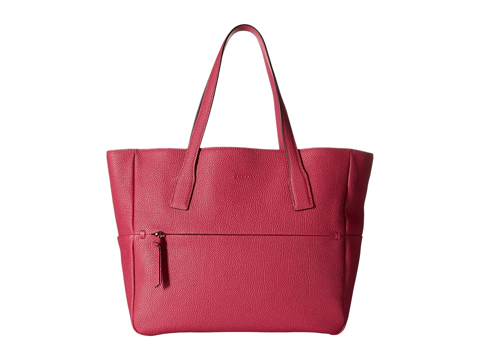 ECCO - SP Shopper (Magenta) Shoulder Handbags