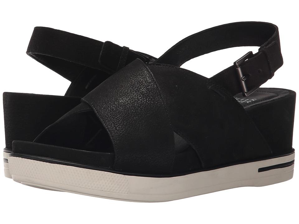 Eileen Fisher - Good (Black Tumbled Nubuck) Women's Sandals