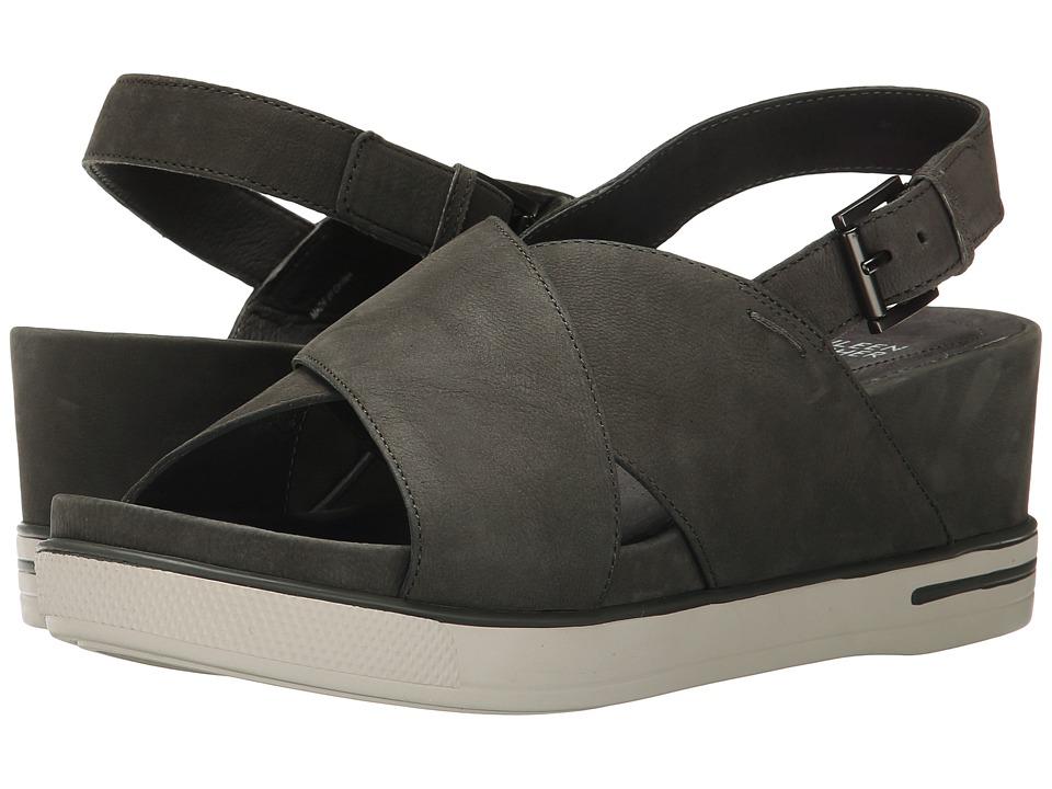 Eileen Fisher - Good (Graphite Tumbled Nubuck) Women's Sandals