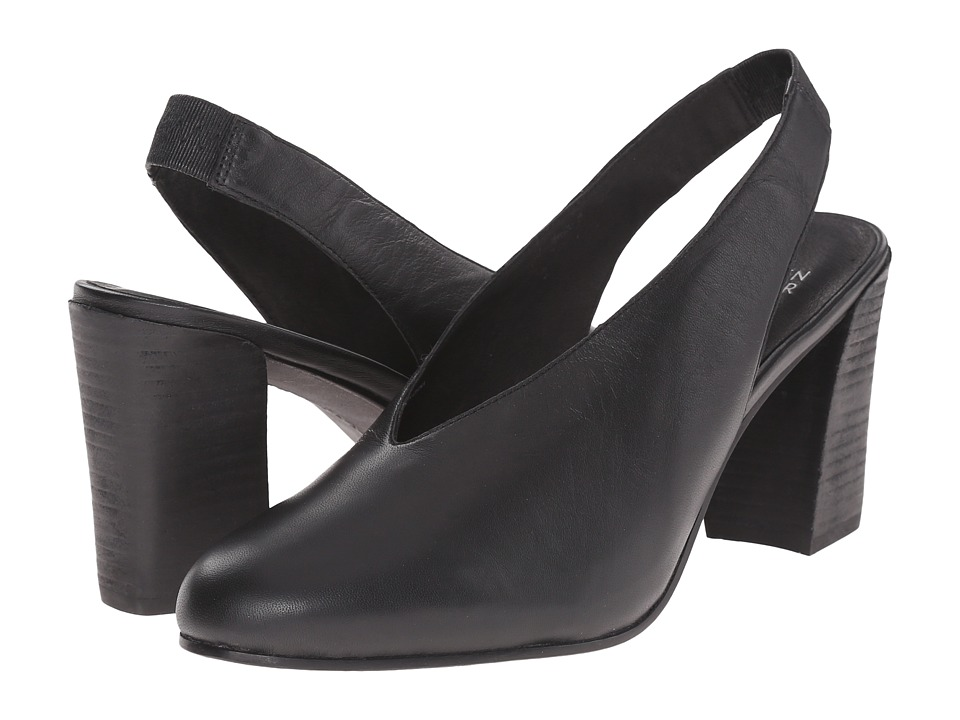 Eileen Fisher - Laurel (Black Soft Napa) Women's Sling Back Shoes