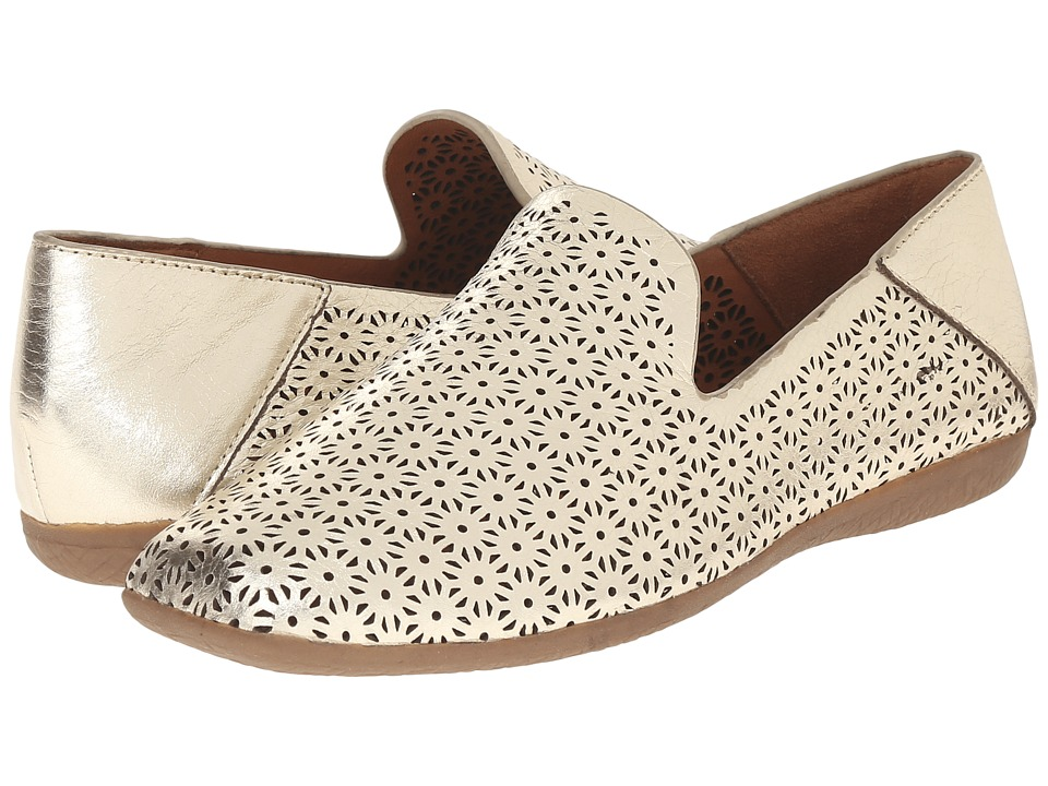 Gentle Souls - Erin (Gold) Women's Flat Shoes