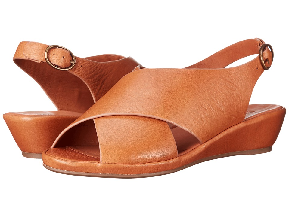 Gentle Souls - Lilian (Saddle) Women's Sandals
