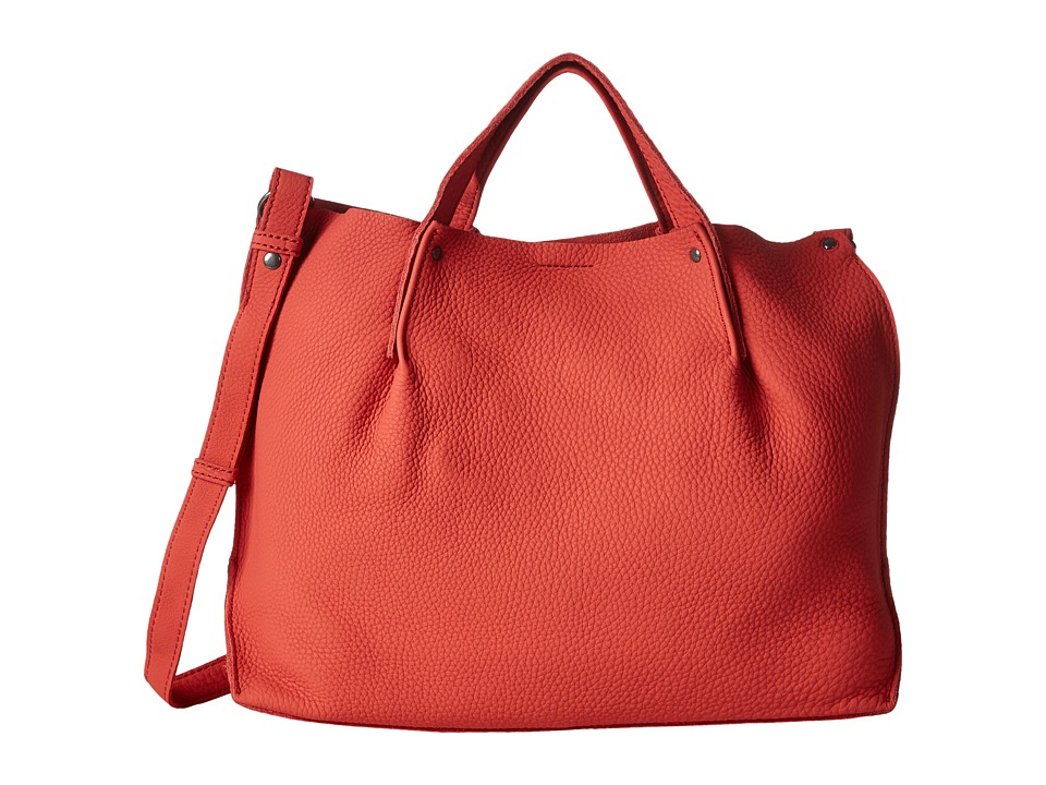 ECCO - Eyota Shopper (Coral Blush) Handbags