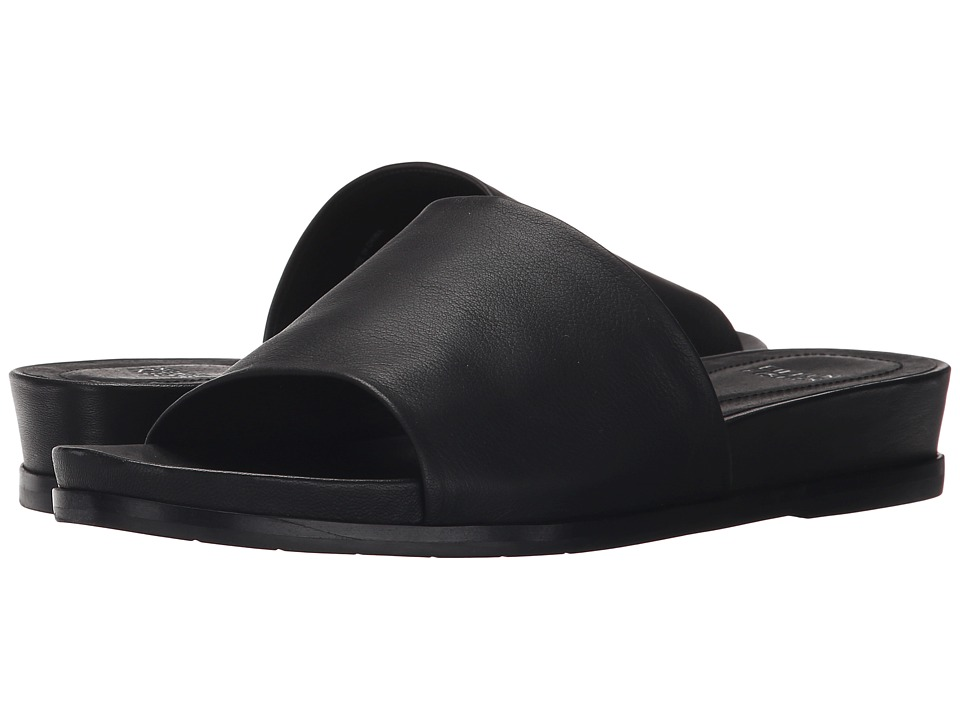 Eileen Fisher - Single (Black Soft Napa) Women's Slide Shoes