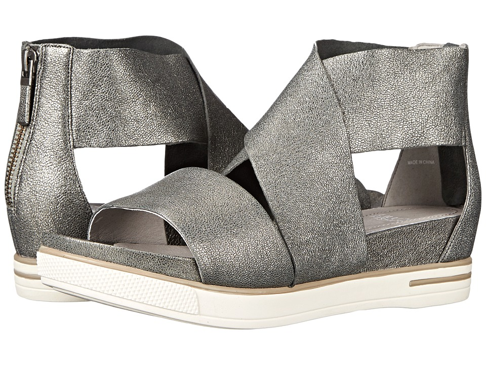 Eileen Fisher - Sport (Pewter Metallic Leather 2) Women's Sandals