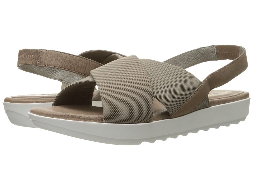 Eileen Fisher - Trek (Quartz Stretch Mesh) Women's Sandals
