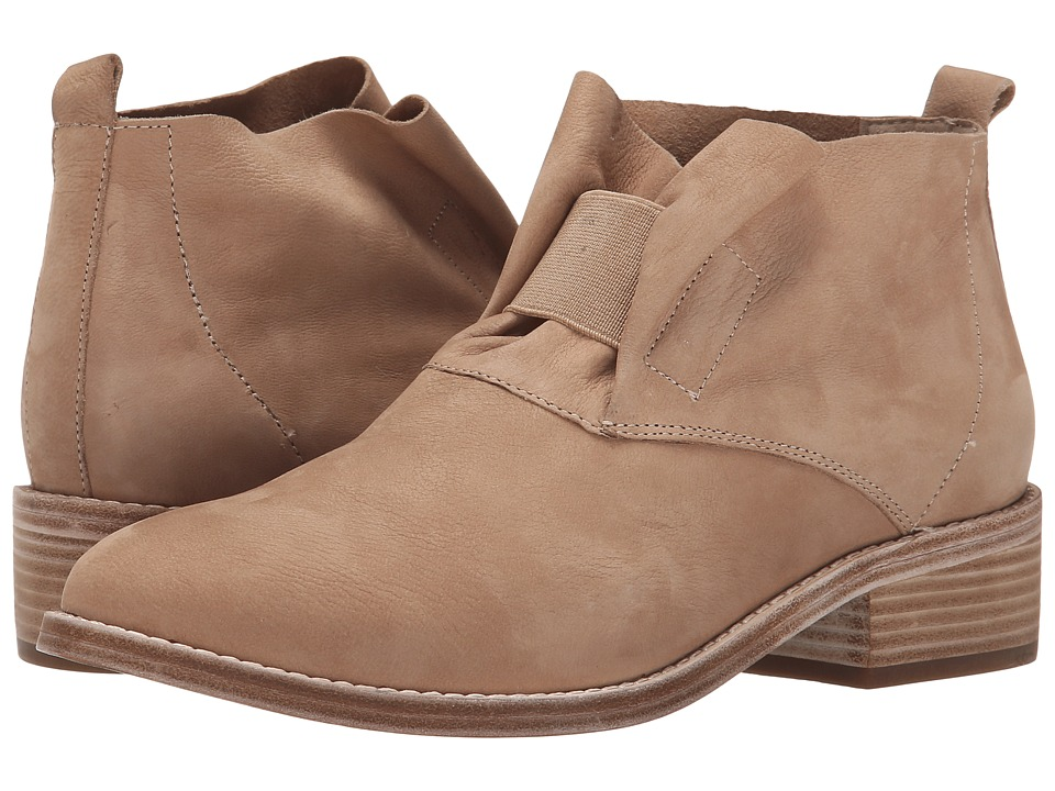 Eileen Fisher - Soul (Wheat Tumbled Nubuck) Women's Pull-on Boots