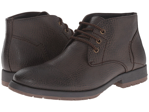 RW by Robert Wayne - Reed (Dark Brown) Men's Boots