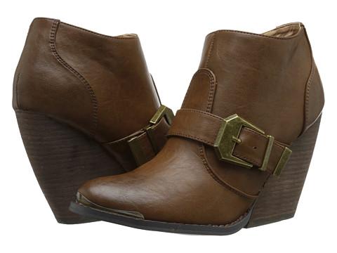 VOLATILE - Yorker (Brown) Women's Boots