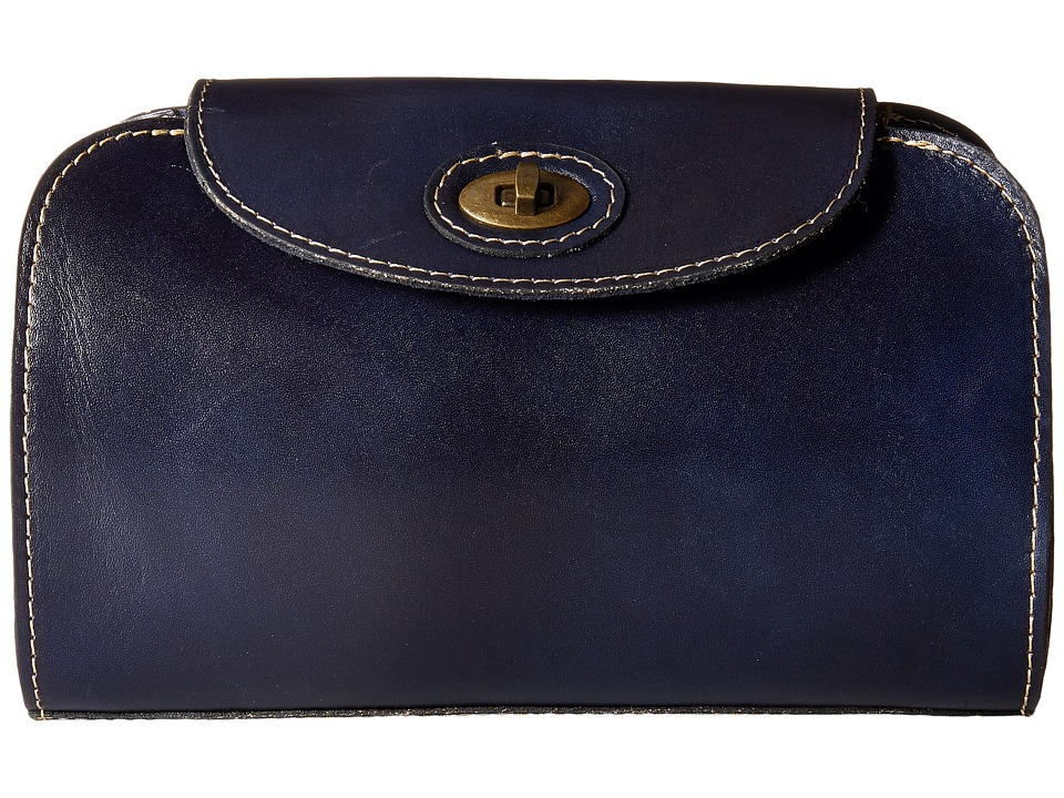 Patricia Nash - Oil Rub Babuino Chain Clutch (Eclipse) Clutch Handbags