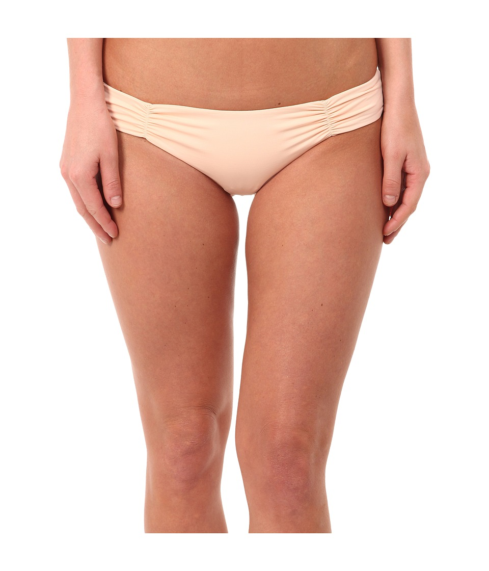 L*Space - Sensual Solids Monique Bottoms (Creamsicle) Women's Swimwear