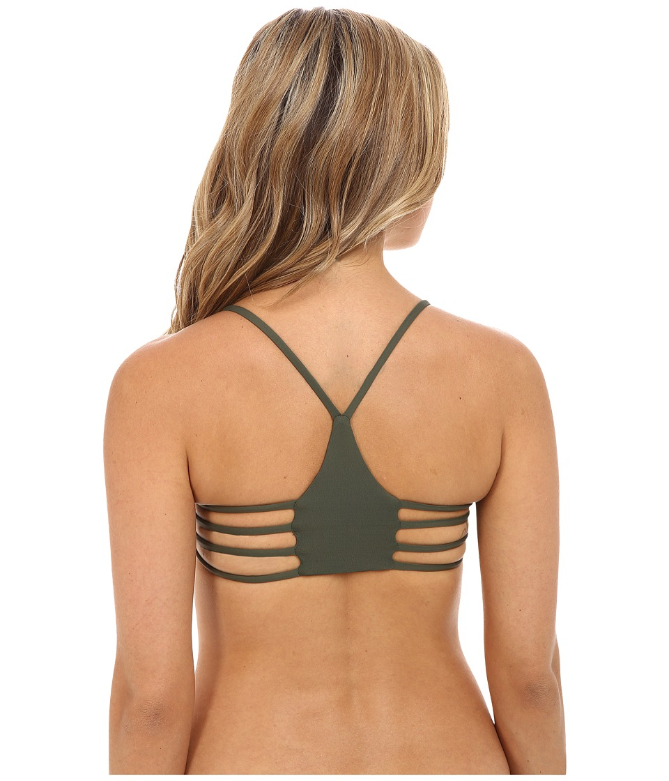 L*Space - Wild One Top (Fern) Women's Swimwear
