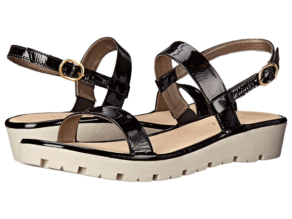 The FLEXX - Sun Tan (Black Lapo) Women's Shoes