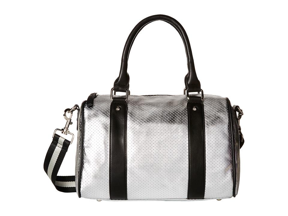 GX By Gwen Stefani - Kace (Silver) Satchel Handbags