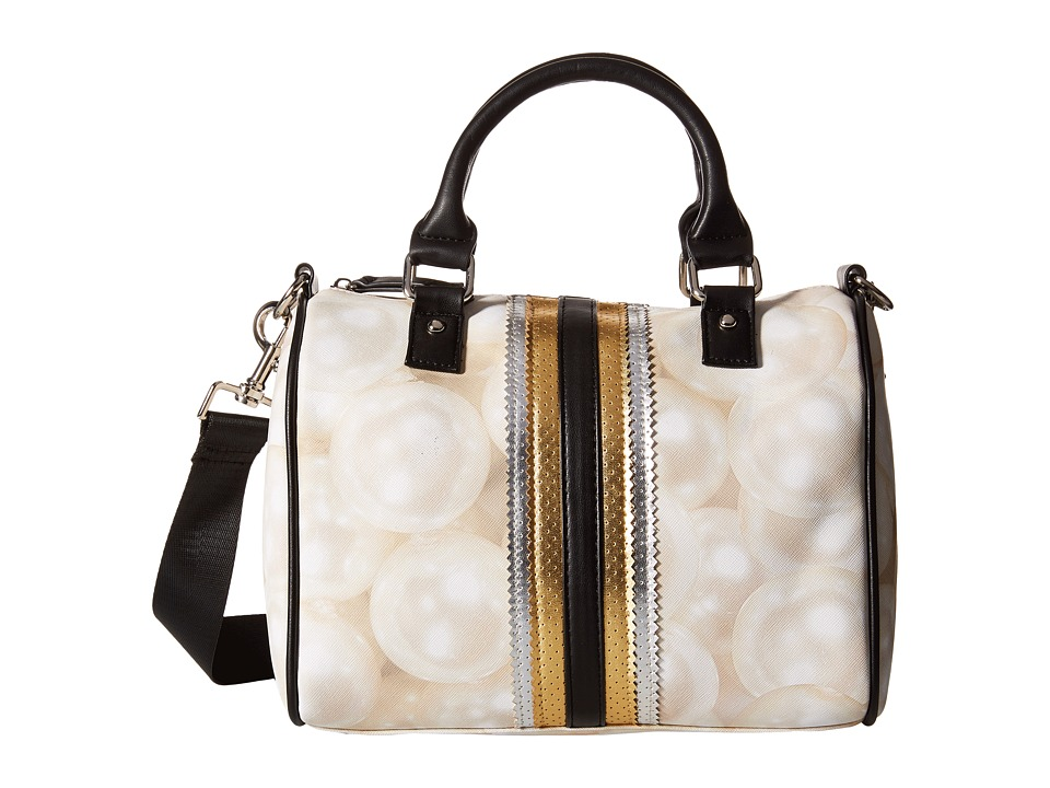 GX By Gwen Stefani - Kierra (White) Satchel Handbags