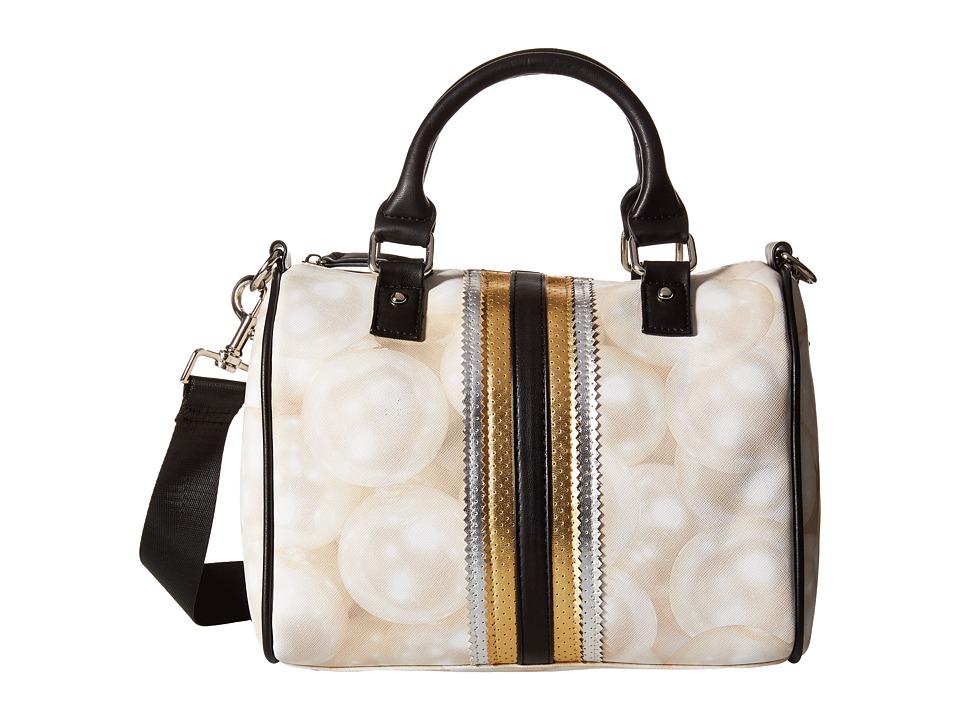 GX By Gwen Stefani - Kierra (White) Satchel Handbags