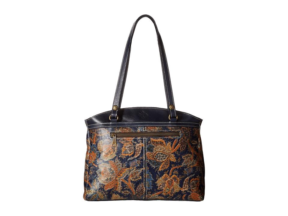 Patricia Nash - Poppy Tote (Needlepoint) Tote Handbags