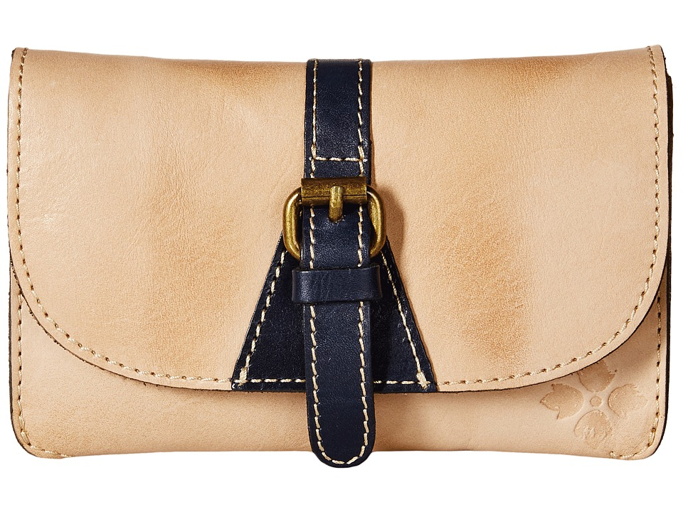 Patricia Nash - Torri Crossbody (Sand) Cross Body Handbags