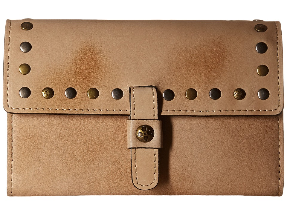 Patricia Nash - Colli Flap Wallet (Sand) Wallet Handbags