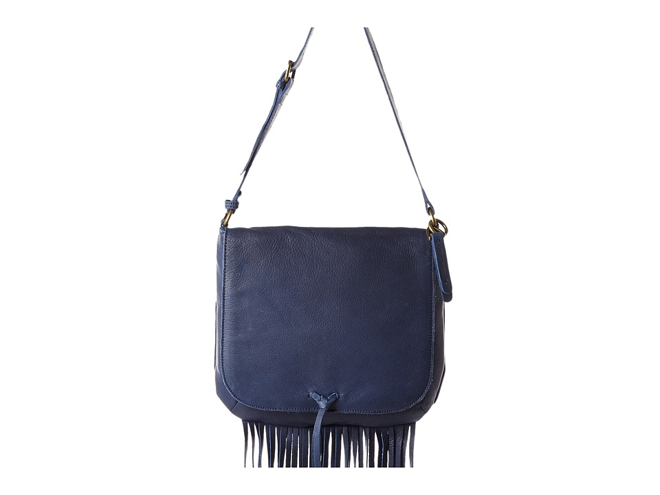 Lucky Brand - Kyle Flap Crossbody (American Navy) Cross Body Handbags