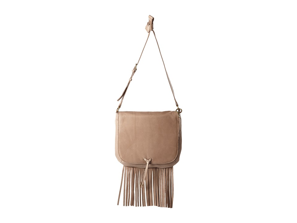 Lucky Brand - Kyle Flap Crossbody (Dust) Cross Body Handbags
