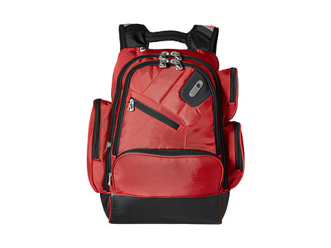 FUL - Refugee Backpack (Red) Backpack Bags