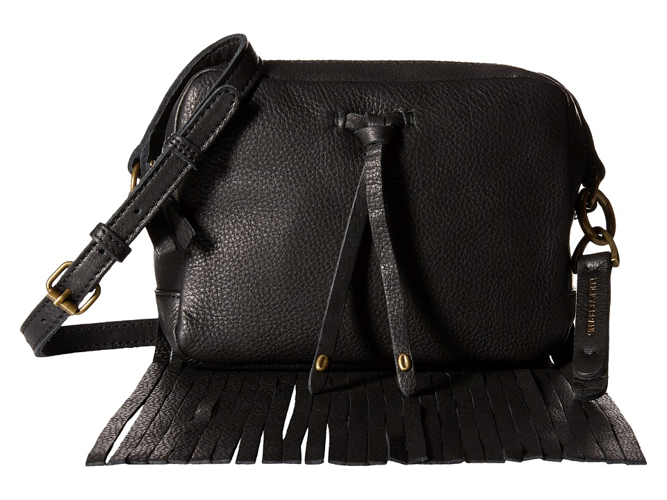 Lucky Brand - Kyle Mini Crossbody (Black) Cross Body Handbags