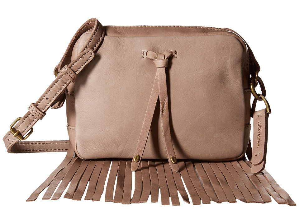 Lucky Brand - Kyle Mini Crossbody (Dust) Cross Body Handbags