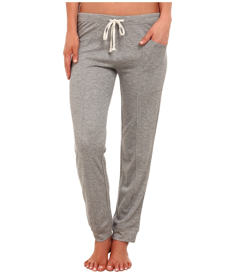 P.J. Salvage - Cozy in Cable Lounge Pants (Heather Grey) Women's Pajama