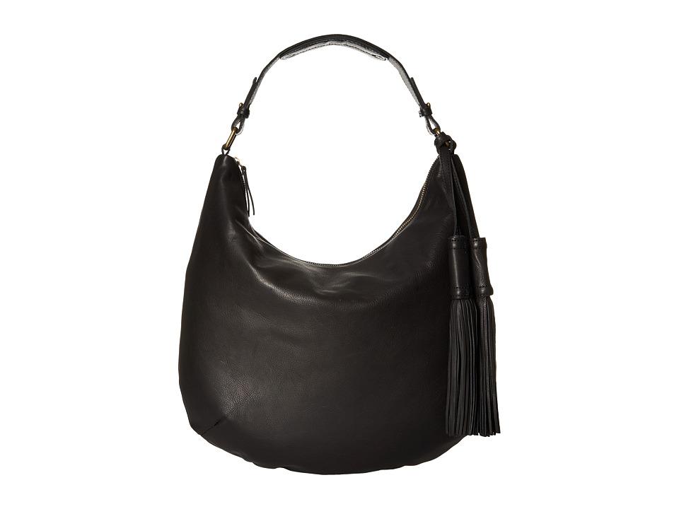 Lucky Brand - Jordan Hobo (Black) Hobo Handbags
