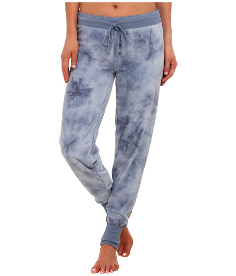 P.J. Salvage - Tie-Dye Jammies Lounge Pants (Denim) Women