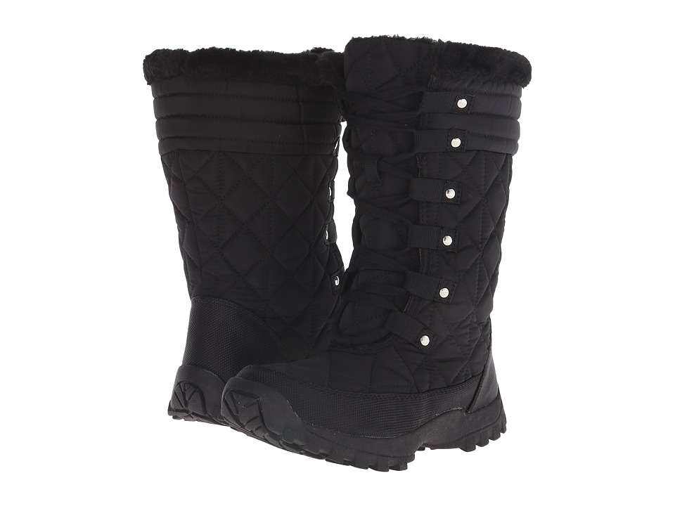 Report - Boris (Black) Women's Lace-up Boots