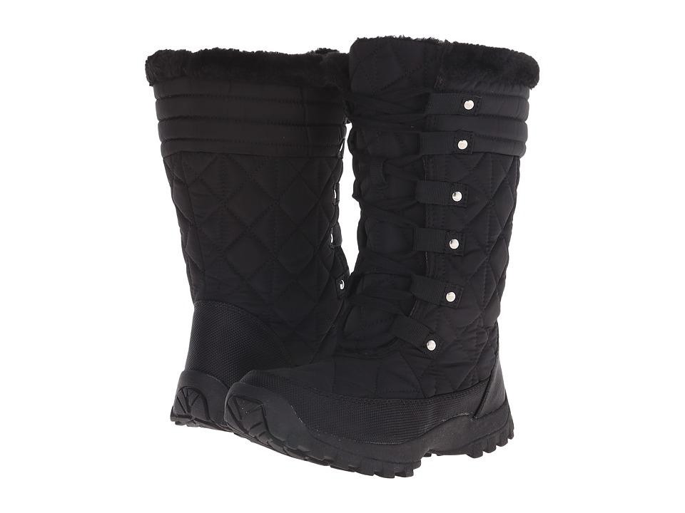 Report - Boris (Black) Women's Lace-up Boots