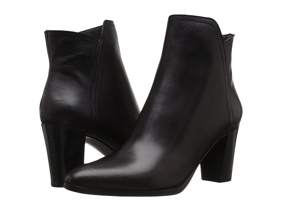 Massimo Matteo - Side Zip Heel Bootie (Grigio) Women