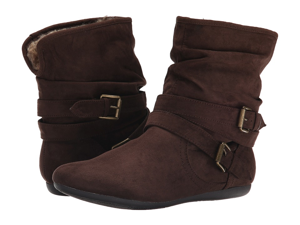 Report - Evon (Brown) Women's Shoes