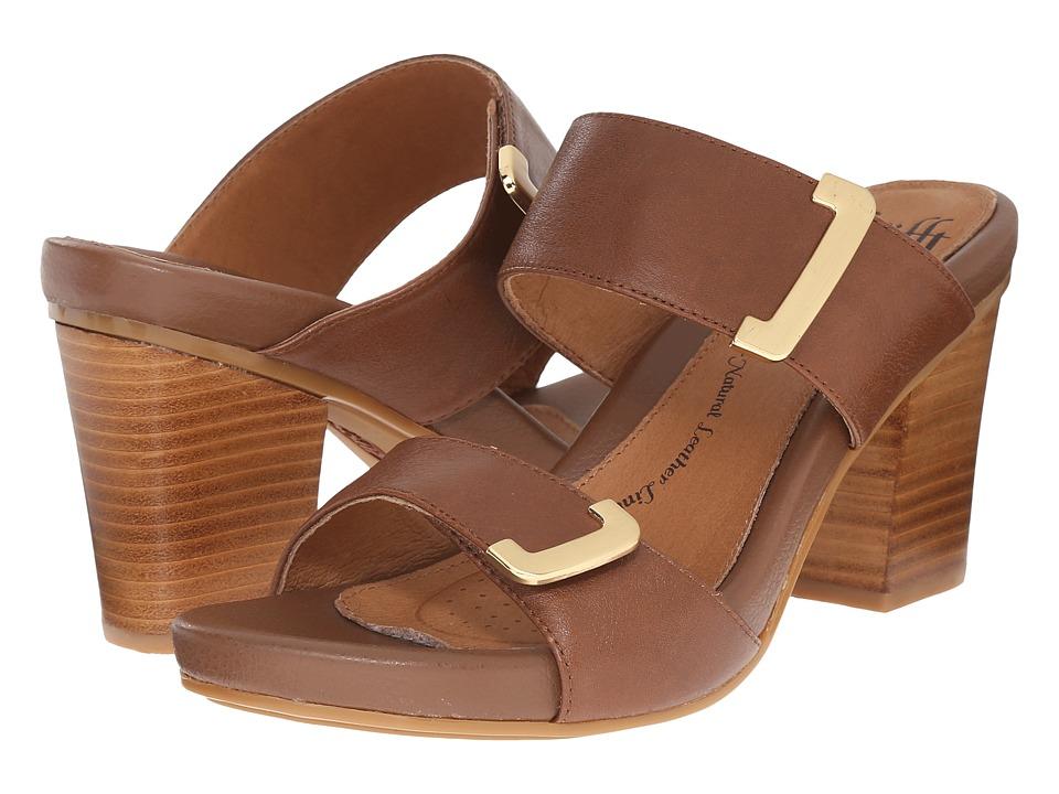 Sofft Damia (Tan Odyssey) High Heels