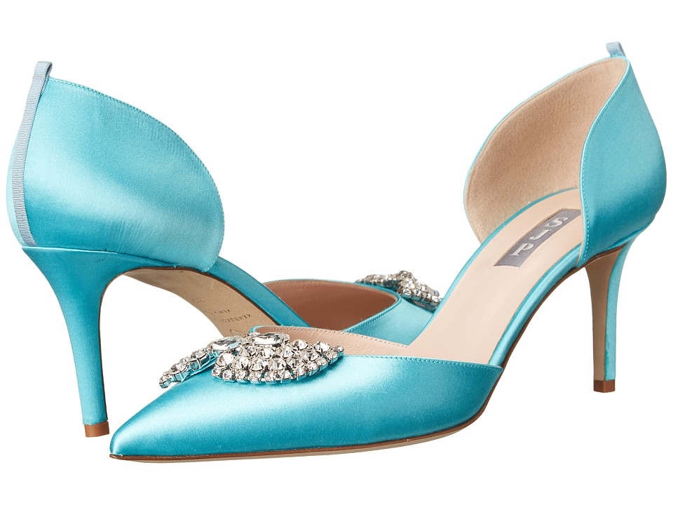 SJP by Sarah Jessica Parker - Aurora (Tiffany Satin) Women's Shoes