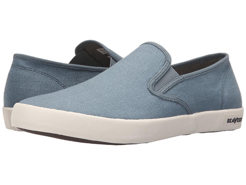 SeaVees - 02/64 Baja Slip-on Standard (Indian Teal) Men's Shoes