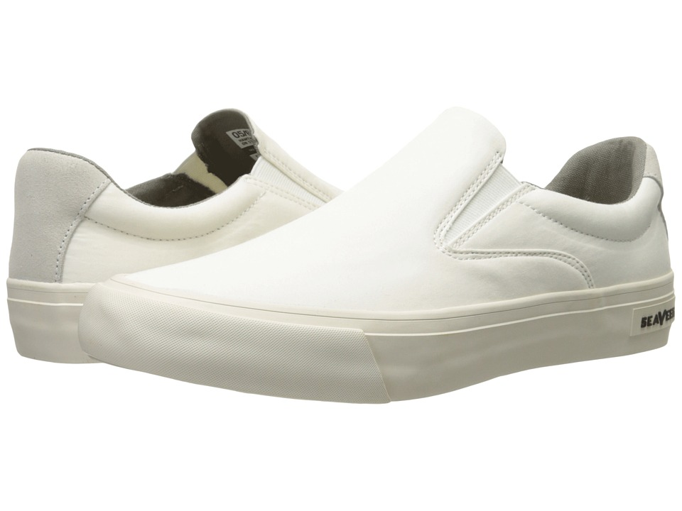 SeaVees - 05/66 Hawthorne Slip-On Standard (Bleach) Men's Shoes