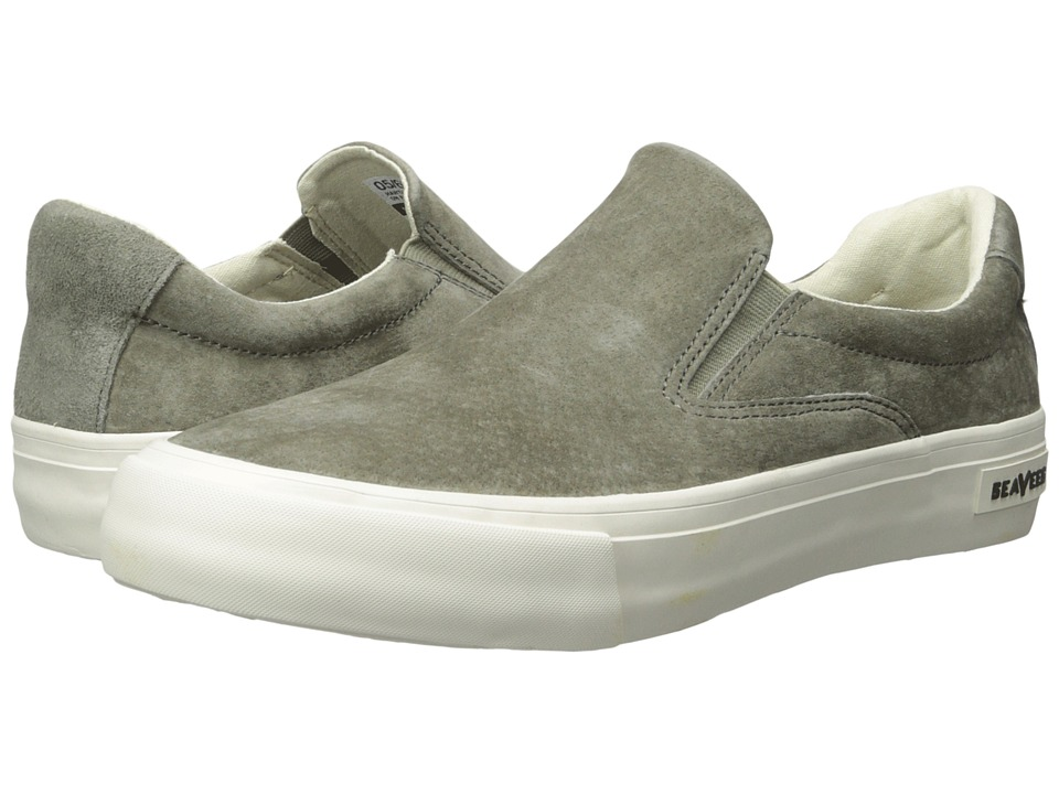 SeaVees - 05/66 Hawthorne Slip On Riv (Dusty Olive) Men's Shoes