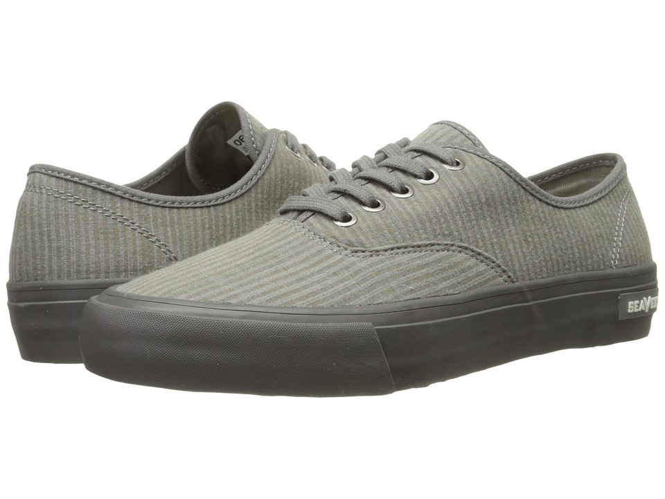 SeaVees - 06/64 Legend Sneaker Outsiders (Charcoal) Men's Shoes