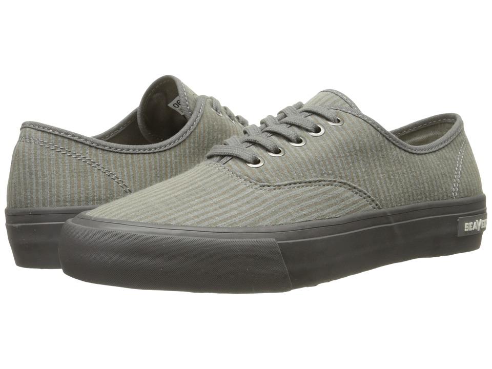 SeaVees 06 64 Legend Sneaker Outsiders Charcoal Mens Shoes