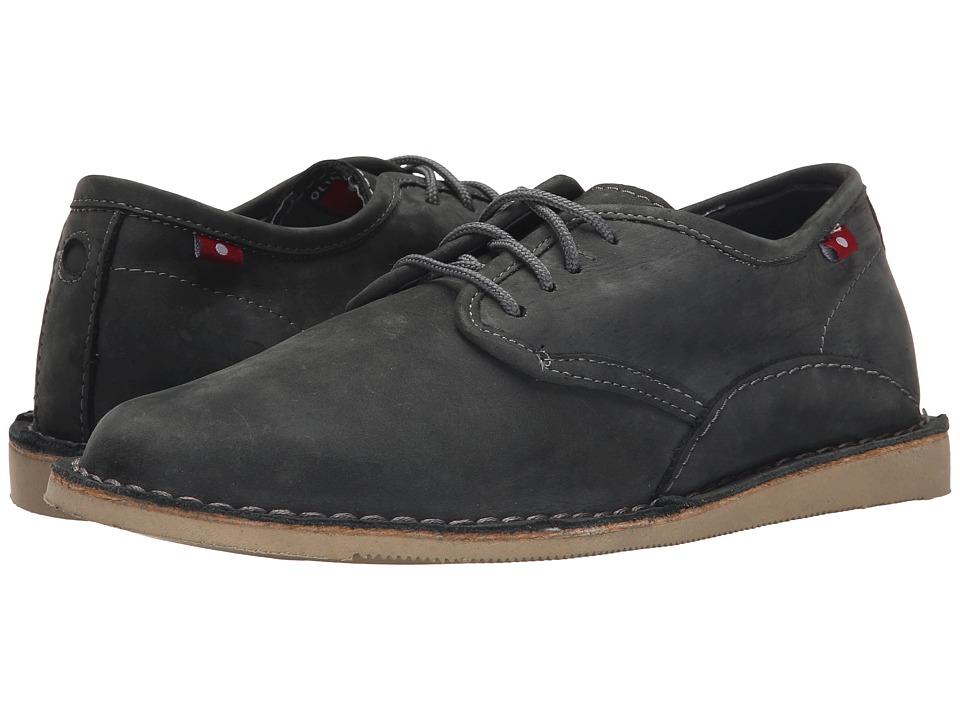 Oliberte - Narivo (Dark Grey Nubuck) Men's Shoes