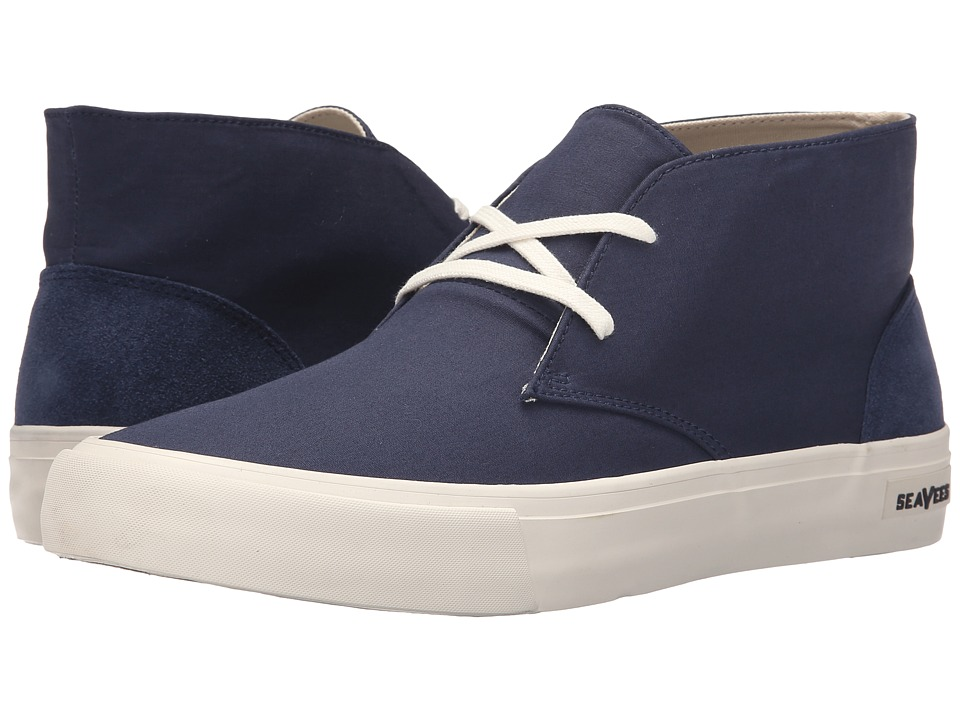SeaVees 12/62 Maslon Desert Boot (True Navy) Men