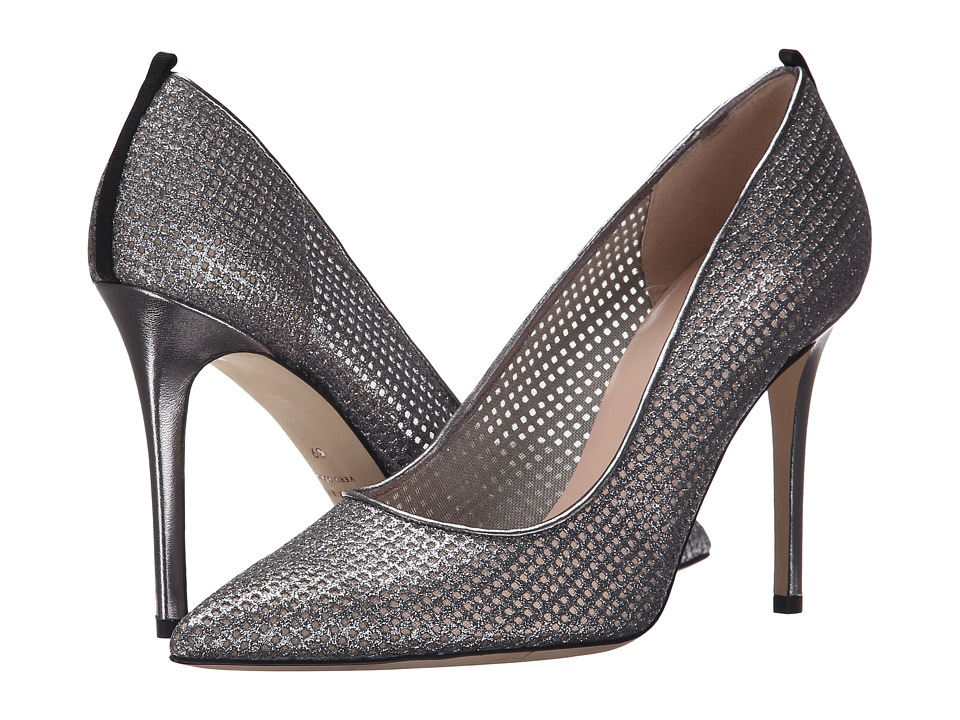 SJP by Sarah Jessica Parker - Fishnet Fawn (Grabel Glitter) Women's Shoes