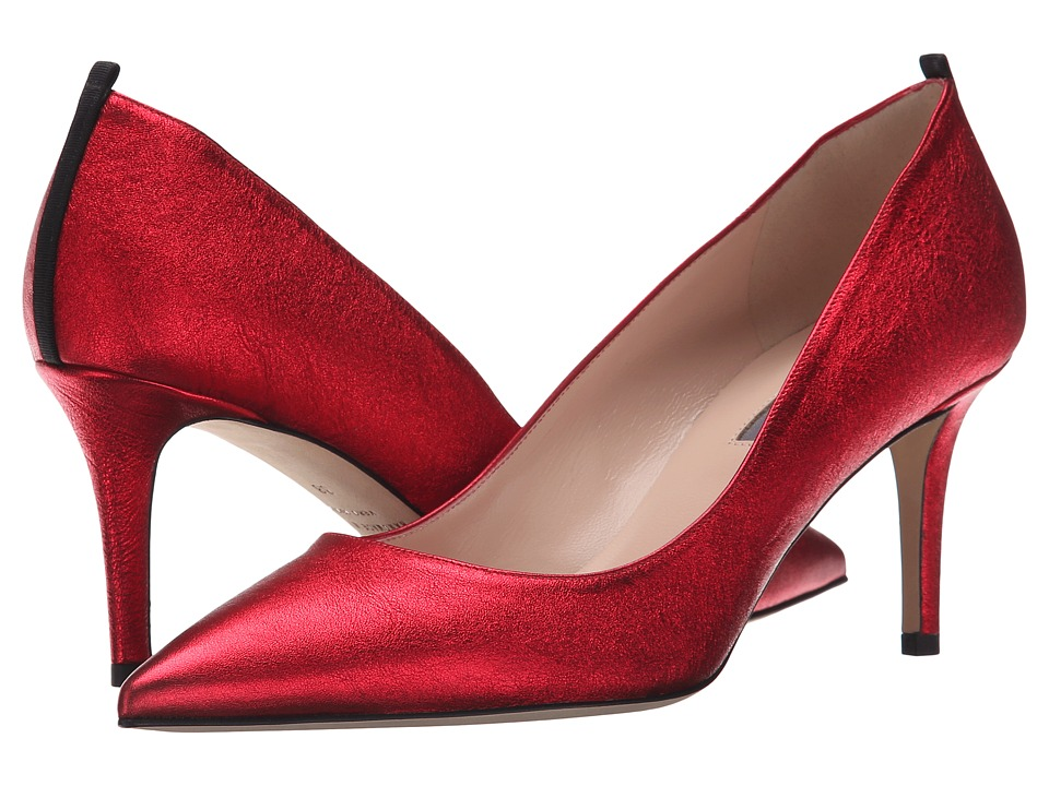 SJP by Sarah Jessica Parker - Fawn 70mm (Poison Leather) Women